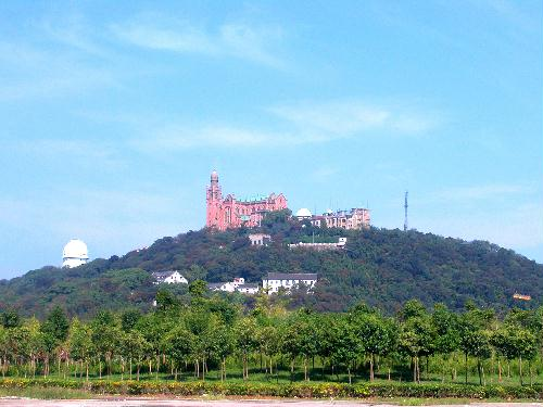 West Sheshan Mountain Park
