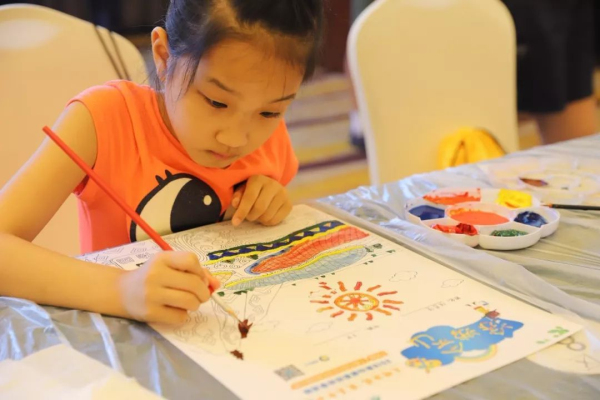 Sheshan painting contest concludes