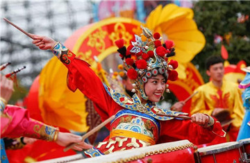 Shanghai Happy Valley set to celebrate Chinese New Year
