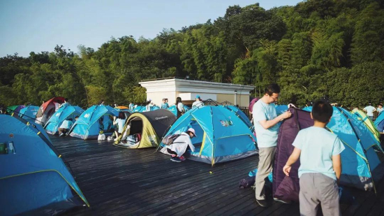 Sheshan to host night camp themed around The Wandering Earth