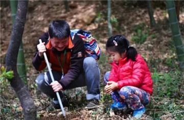 Pick best outdoor activities in Sheshan this spring