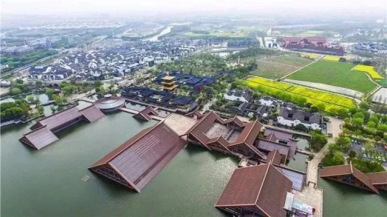 Get to know immovable cultural relics in Sheshan