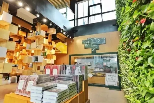 Three great places to read in Songjiang